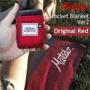 【数量限定】Matador マタドール Pocket Blanket Ver2 ポケットブランケット 2.0 Original Red オリジナルレッド 赤 レ...