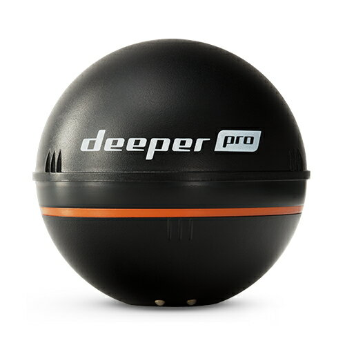 【割引クーポン配布】【数量限定】4779032950251 Deeper Deeper PRO スマートソナー ディーパー 魚群探知機 【国内正規品】