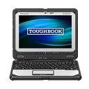 【割引クーポン配布 7/26 9:59迄】CF-20E0385VJ パナソニック Panasonic TOUGHBOOK Windows 10 Pro 64ビット タフブック