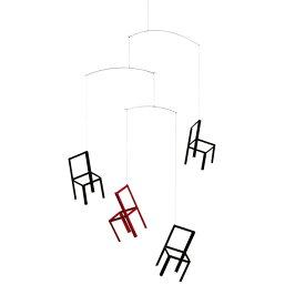 FLENSTED mobiles フレンステッドモビール Flying Chairs フライングチェアーズ 椅子 イス 北欧 インテリア おしゃれ FSM130118 【正規輸入品】【あす楽/土日祝対象外】