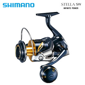 039651 SHIMANO 19ステラ SW 8000HG STELLAスピニングリール シマノ ◆