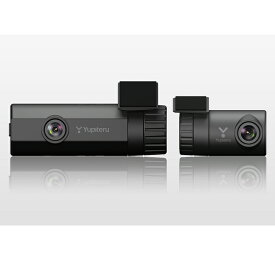 DRY-TW9100D ユピテル 2カメラ ドライブレコーダー デュアルカメラ STARVISTM(スタービス)搭載 電源直結タイプ ドラレコ