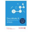 【割引クーポン配布 7/26 9:59迄】ドキュワークス 富士ゼロックス DocuWorks 9 アップグレード ライセンス認証版/1ラ…