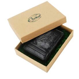 オーチル Orchill WALLET パスケース カードケース(ブラック)定期 パスケース ビジネス 通勤 通学 学生 カジュアル おしゃれ かっこいい 紳士 男性 父の日 プレゼント ギフト 感謝 在庫処分セール