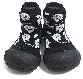 Attipas [ アティパス ]ベビーシューズ [オバケ ]1歳誕生日プレゼント ファーストシューズ ソックスシューズ ベビー靴 ベビー シューズ かわいい アクアシューズ マリーンシューズ ウォーターシューズ