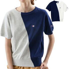 チャンピオン CHAMPION ショートスリーブクルーネックスウェットシャツ CW P013 国内正規品