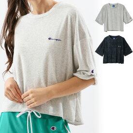 チャンピオン CHAMPION ロールアップスリーブTシャツ CW PS002 国内正規品