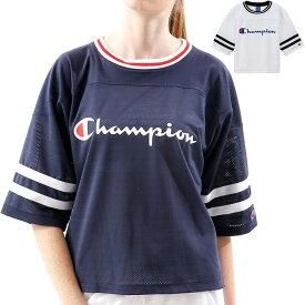 チャンピオン CHAMPION メッシュフットボールシャツ CW PS309 国内正規品