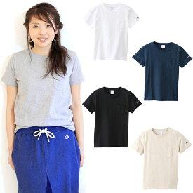チャンピオン CHAMPION ポケット Tシャツ POCKET T SHIRT CW M321 国内正規品