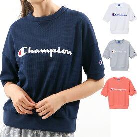 チャンピオン CHAMPION クルーネックシャツ CW PS001 国内正規品