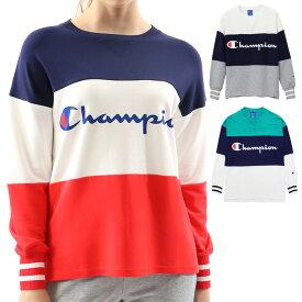 チャンピオン CHAMPION クルーネックスウェットシャツ CW PS004 国内正規品