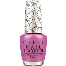 オーピーアイ O・P・I ネイル ラッカー #NL H87スーパーキュート イン ピンク マニキュア 15ml 【後払い可能】