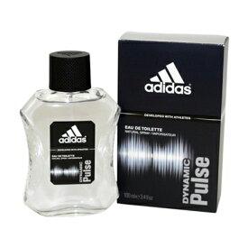 【楽天カードでWエントリーでP14倍】アディダス adidas ダイナミック パルス オーデトワレ 100ml メンズ 【キャッシュレス還元対応】