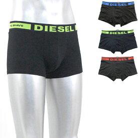 ディーゼル DIESEL パンツ ロゴデザインボクサーパンツ 3枚セット CKY3 BAOF
