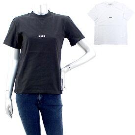 エムエスジーエム MSGM ロゴプリントTシャツ MDM100 298