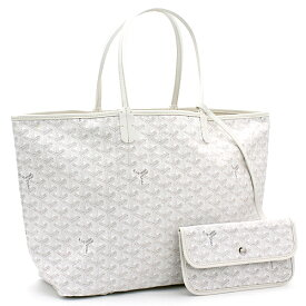 ゴヤール GOYARD サンルイPM SAINT LOUIS PM AMALOUIS PM ホワイト