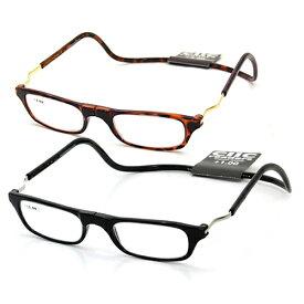クリックリーダー clic readers Expandable 横幅ワイド エクスパンダブル シニアグラス/リーディンググラス/老眼鏡