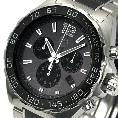 TAG Heuer Formula 1 Quartz FOMULA1QUARTZ Men's Watch Watch CAZ1011BA0843 Gray Dial