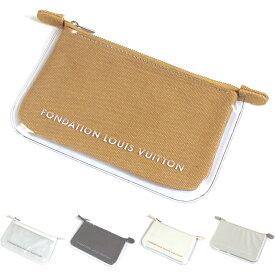 ルイヴィトン LOUIS VUITTON フォンダシオンルイヴィトン Fondation Louis Vuitton ポーチ POUCH