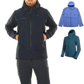 マムート MAMMUT マサオソフトシェルジャケット Masao SO Jacket 1011 00460 メンズ 国内正規品 【キャッシュレス還元対応】