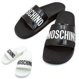 モスキーノ MOSCHINO シャワーサンダル シューズ 靴 MB28022G1A G10 メンズ