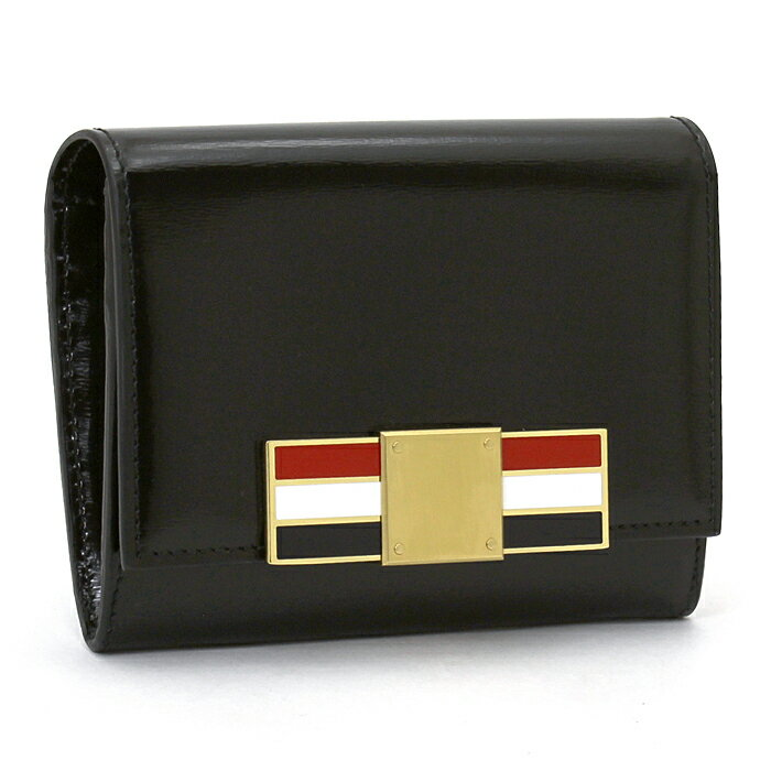 トムブラウン THOM BROWNE 二つ折りファスナー 財布 FAW026A