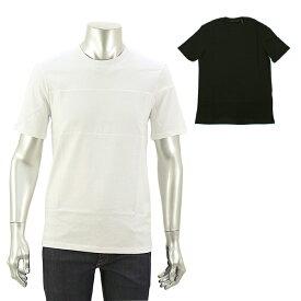 ヘルムートラング Helmut Lang BAND SEAM SS TEE バックロゴプリントTシャツ I10HM522 メンズ