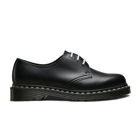 ドクターマーチン Dr.Martens 1461 WHITE STITCH SMOOTH 3ホールシューズ 靴 24757001 ユニセックス 国内正規品
