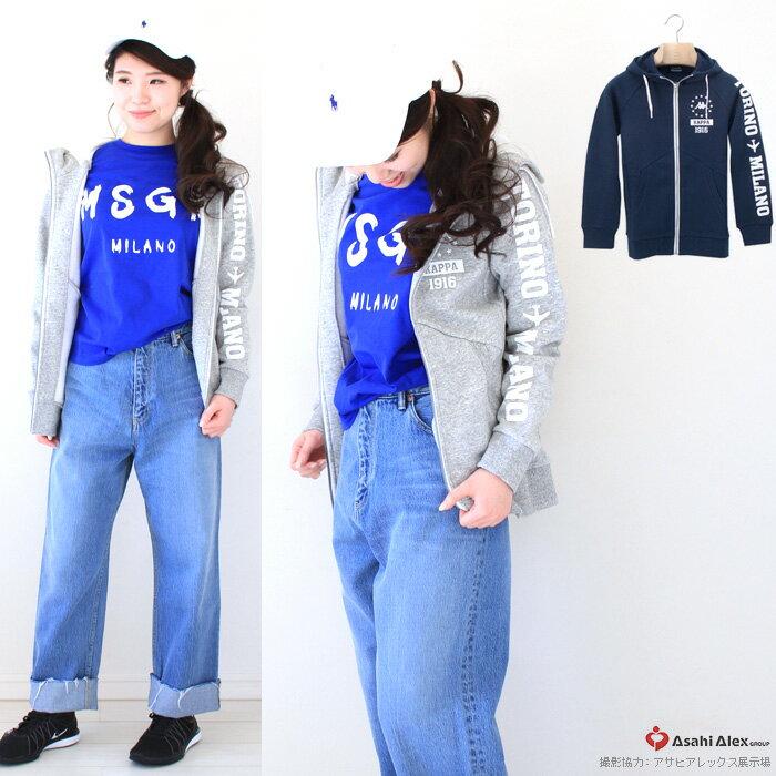 国内正規品 Kappa/カッパ スウェットジャケット KM662KT81 ◇