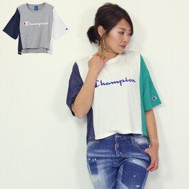 チャンピオン CHAMPION クロップドTシャツ CW PS305 国内正規品