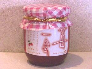 熊本(玉名)産の苺を100%使用!手作りイチゴジャム(ブレザーブスタイル)横島