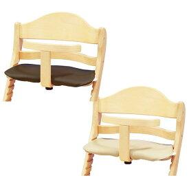 ベビーチェアすくすくチェアEN/マテルナEU用 シートクッション 大和屋 2色対応