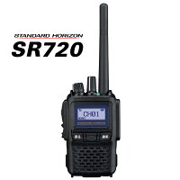 《SR710》スタンダードホライゾン/特定小電力トランシーバー