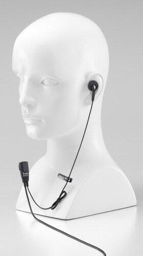 《HM-177L》(アイコム/タイピン付き小型イヤホンマイク)特定小電力無線機 IC-4100 / IC-4110 用