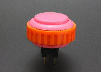 Push button screw 30 mm diameter (video game button size)