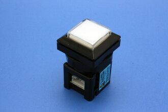 小型的照光式按钮薄型18正方形