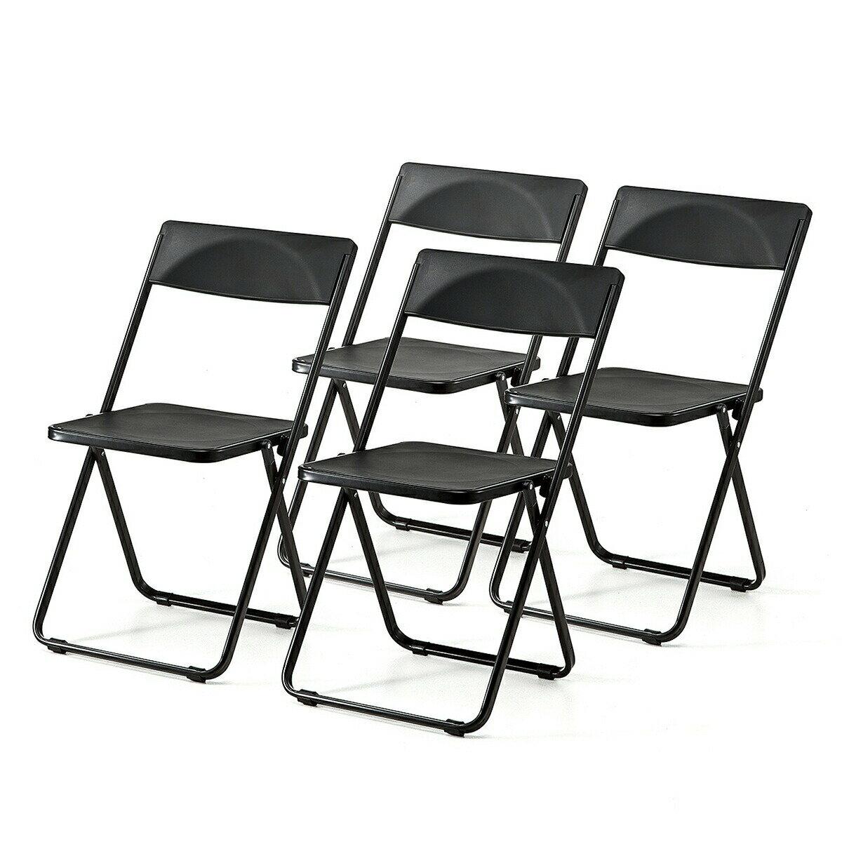折りたたみ椅子 デザインチェア 1脚 おしゃれ SLIM ダイニングチェア フォールディングチェア スタッキングチェア SLIM オフィスチェア 椅子[150-SNCH0061]【サンワダイレクト限定品】【送料無料】