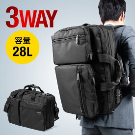 ビジネス リュック 3WAY ビジネスバッグ メンズ 大容量 鍵 営業 通勤 出張 ビジネスリュック パソコンバッグ A4 ショルダーベルト ブリーフケース ビジネスバック