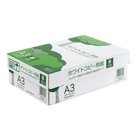 コピー用紙 A3サイズ 500枚×3冊 1500枚 高白色 ホワイト PPC用紙 印刷用紙 大容量
