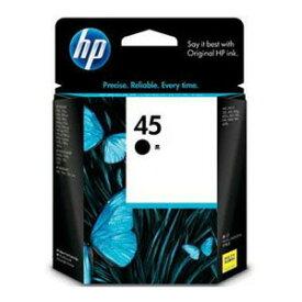 HP 純正インク HP45 51645AA (ブラック) プリントカートリッジ 【ヒューレットパッカード】