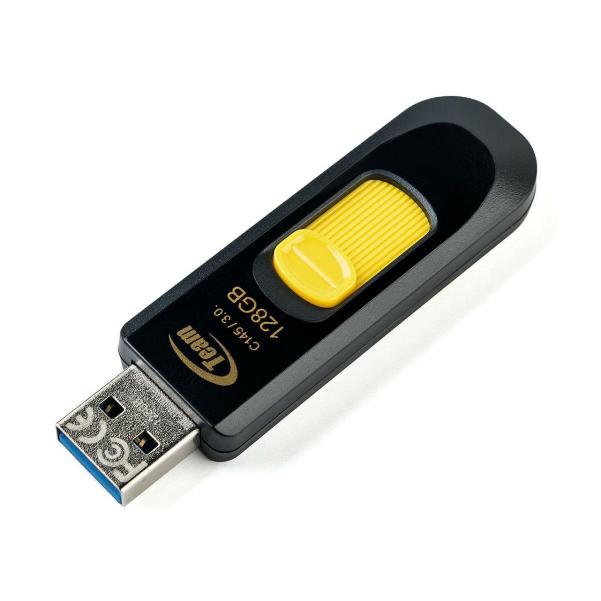 【ネコポス専用】USBメモリ 128GB USB3.0 スライド式 スライドタイプ USBメモリー 入学 卒業[600-3UL128G]【サンワダイレクト限定品】【送料無料】