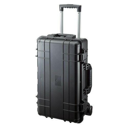 キャリーバッグ ハード 精密機器・プロジェクター・工具用 キャリーケース 2輪 [BAG-HD3]【サンワサプライ】【送料無料】