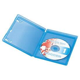 ブルーレイディスクケース 1枚収納・インデックスカード付き Blu-ray・DVD・CD対応