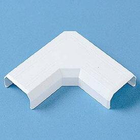 ケーブルモール 配線カバー L型パーツ ホワイト (サンワサプライ製CA-KK26用接続ユニット) おしゃれ