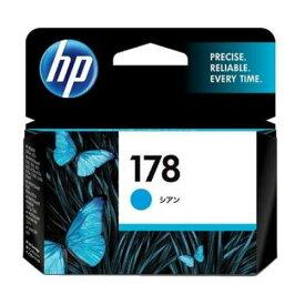 HP 純正インク HP178 CB318HJ (シアン) プリントカートリッジ 【ヒューレットパッカード】
