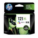 【送料無料】HP 純正インク HP121 CC644HJ (カラー・増量) プリントカートリッジ 【ヒューレットパッカード】