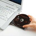 マルチレンズクリーナー CD・DVDなどマルチに対応 ドライブクリーナー 湿式