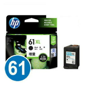 HP 純正インク HP61 CH563WA (ブラック・増量タイプ) プリントカートリッジ 【ヒューレットパッカード】