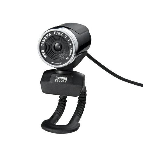 WEBカメラセット(200万画素・ブラック)[CMS-V30SETBK]【送料無料】
