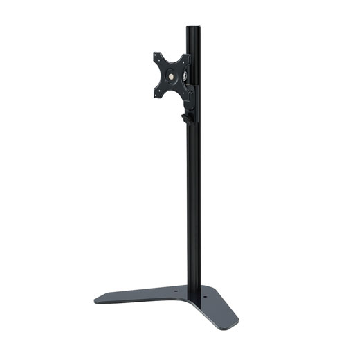 モニタースタンド(置き型・VESA対応・24インチまで・高さ調節155〜740mm)[CR-LA1602]【送料無料】